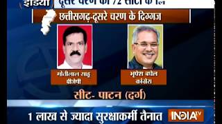 Chhattisgarh Assembly Election 2018: Final Phase voting today - INDIATV