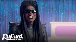 Grace Jones aka Bebe Zahara Benet is the Perfect Snatch | RuPaul's Drag Race All Stars - VH1