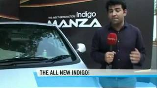 Tata Indigo Manza launch report by NDTV