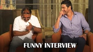 Bharat Ane Nenu Team Funny Interview | TFPC - TFPC
