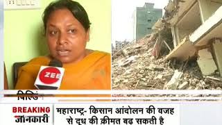 After Greater Noida building collapse, shocked neighbours fear for their lives - ZEENEWS