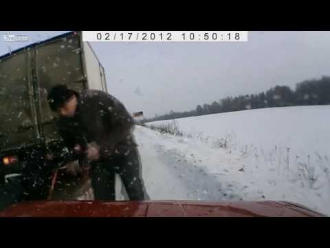 Positive compilation of Russian dash cams(Video by ArkadiYM93- Author )