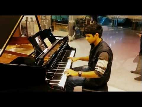 Pirates of the Caribbean Incredible Piano Solo (Jarrod Radnich)