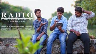 RADIO || Latest Telugu Short FIlm|| TANISHQ BITTU PRODUCTIONS || Directed by Anirudh Sidhu - YOUTUBE