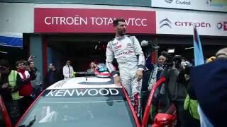 Homenaje a Pechito López en el Super TC 2000