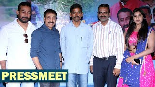 Mera Dost Movie Press meet || Amit Tiwari, Pavan Showrya, Jayasree | TFPC - TFPC