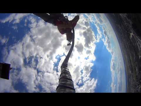 Dream Jump i kobiecy krzyk - test GoPro HERO & Sony Action Cam HDR-AS15