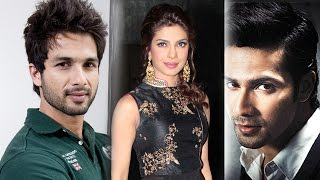 Bollywood News in 1 minute - 26/11/2014 - Shahid Kapur, Priyanka Chopra, Varun Dhawan