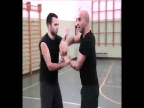 ACCADEMIA TAO WING CHUN  LOTTA A TERRA-CHIGERT-CHISAO