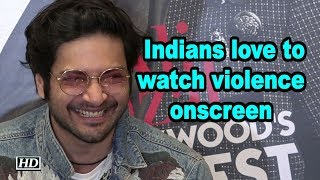 Indians love to watch violence onscreen says 'Mirzapur' actor Ali Fazal - IANSINDIA