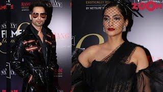 Bollywood stars at Filmfare Glamour & Style Awards 2019  Shahid & Sonam win Most Stylish Stars Award - ZOOMDEKHO