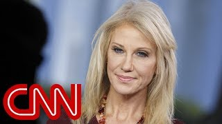 Kellyanne Conway addresses husband's Trump feud on live TV - CNN
