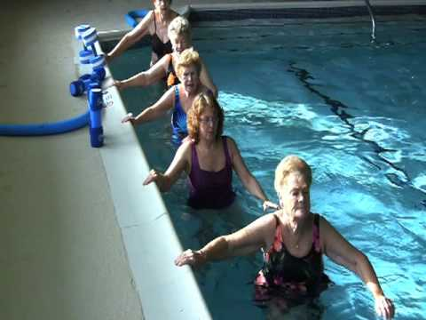 The Benefits of Water Aerobics for Senior Citizens