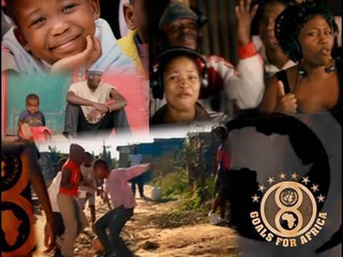 8 Goals for Africa