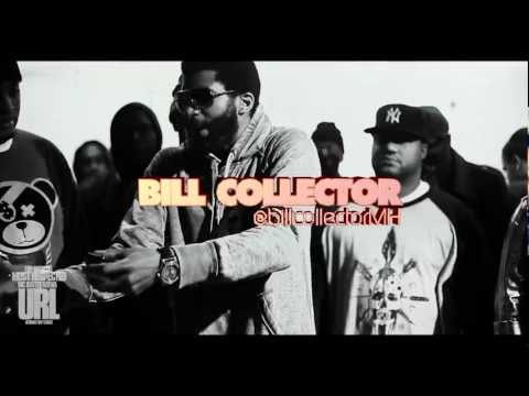 SMACK/ URL CYPHER : BILL COLLECTOR, SWAVE SEVAH, RAIN & GOODZ