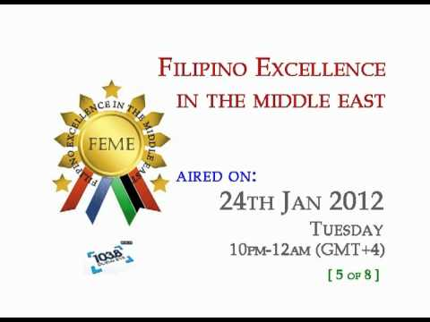 24th Jan 2012 (5 of 8) - Filipino Excellence in the Middle East