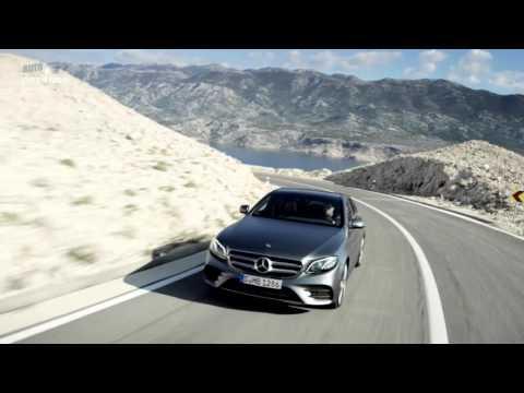 Autoperiskop.cz  – Výjimečný pohled na auta - Autosalon Ženeva 2016 – Mercedes Benz třídy C Cabriolet, Mercedes Benz E 220 d – VIDEO