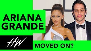 Ariana Grande and SNL's Pete Davidson DATING!? - HOLLYWIRETV