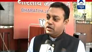 BJP's Sambit Patra backs suggestion to axe LPG subsidy for rich - ABPNEWSTV