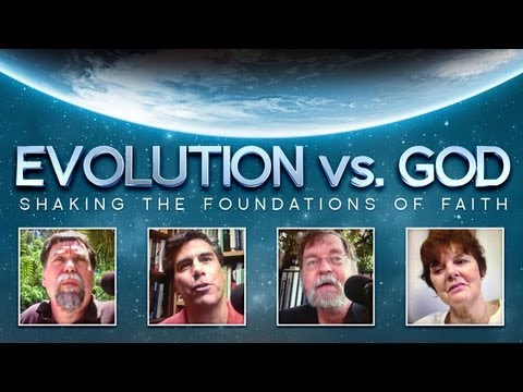 Evolution Vs. God 2013 documentary movie, default video feature image, click play to watch stream online
