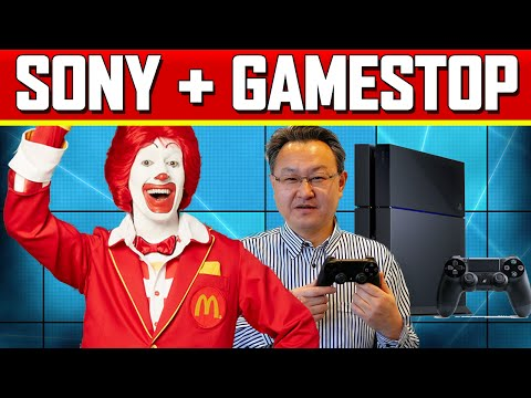 Sony and Gamestop Team Up
