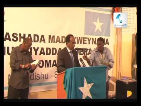 Doorashada Madaxweynaha-07-09-2012