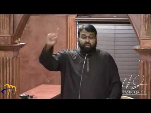 Khutbah: 10 tips to end Ramadan in the best way & Celebrating Eid - Yasir Qadhi | 17th August 2012
