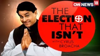 Shot Gun Sinha Falls Short | The Election That Isn't With Cyrus Broacha - IBNLIVE