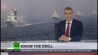 'Joint Sea 2017': Russia and China start their first drills in Baltic - RUSSIATODAY