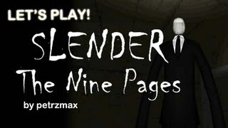 Slender The Nine Pages - Free Indie Horror Game