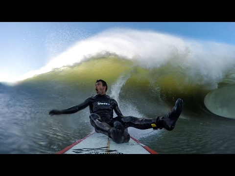 GoPro Surf: Francisco Porcella Takes a Front Row Seat at Mavericks