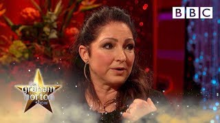 Gloria Estefan's husband keeps forgetting her in shops - BBC - BBC