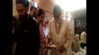 ईशा अंबानी की शादी में देखिए बीग बी, किंग खान और Mr Perfectionist कैसे कर रहे हैं मेहमाननवाजी - ITVNEWSINDIA