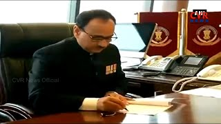 CBI Director Alok Verma Files reply to CVC Report in Supreme Court | CVR News - CVRNEWSOFFICIAL