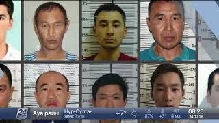 Сразу 18 преступников задержали сотрудники полиции Алматы
