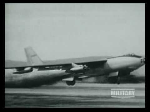 Pierwszy start bombowca Boeing B-47 Stratojet
