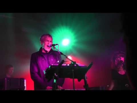 John Foxx and the Maths live
