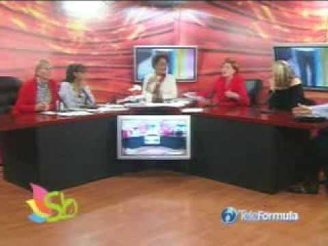 Margarita Gralia con Alfredo Palacios pte2