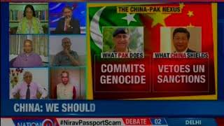 China proposes China-India-Pakistan summit, says we should have treaty for peace - NEWSXLIVE
