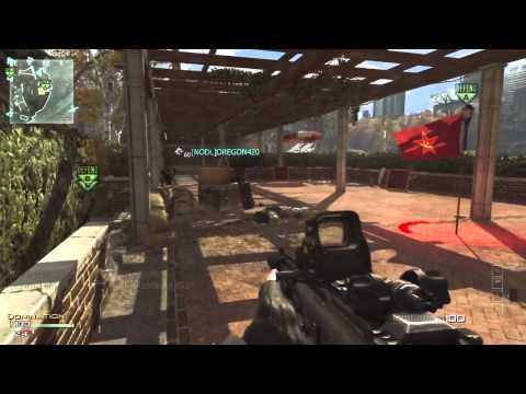 NEW MW3 MAP LIBERATION GAMEPLAY! (Modern Warfare 3 DLC Map Pack Tips and Tricks)