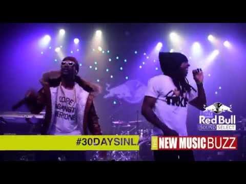 Juicy J - Juicy J Brings Out Lil Wayne In L.A.