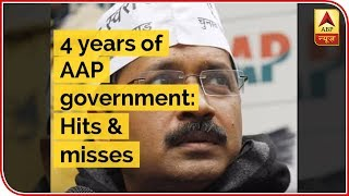 4 years of AAP government: Hits & misses - ABPNEWSTV