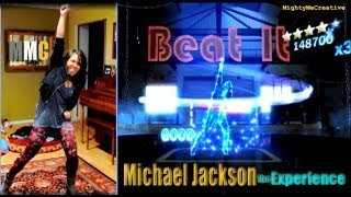 BEAT IT Master Performance - Michael Jackson The Experience - Xbox360 Kinect with MMC
