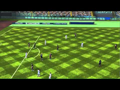 FIFA 14 iPhone/iPad - Nalgones HD vs. PSG