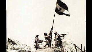 السادات: مجندات إسرائيل كانوا يبكين حزنا على إنزال علم بلادهم