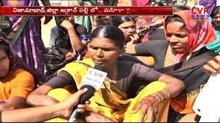 Turmeric & Red Sorghum Farmers Protest | Armour | Nizamabad | 144 Section Implemented | CVR NEWS - CVRNEWSOFFICIAL
