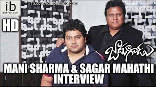 Mani Sharma & Sagar Mahathi interview - idlebrain.com - IDLEBRAINLIVE