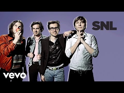 Phoenix - Entertainment (Live on SNL)