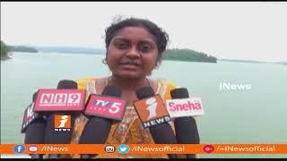 ఖమ్మం జిల్లాలో భారీ వర్షం | Heavy Rain Hits Khammam District | iNews - INEWS