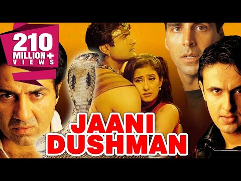 Jaani Dushman: Ek Anokhi Kahani (2002) Full Hindi Movie | Akshay Kumar, Sunny Deol, Manisha Koirala - عربي